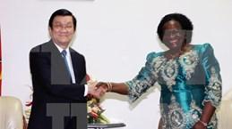 Amplia agenda de encuentros del presidente vietnamita en Mozambique