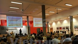 Exposición sobre mar e islas de Vietnam en Polonia