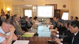 Provincia de Vietnam de Vinh Phuc promueve inversiones británicas