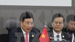 Viceprimer ministro de Vietnam se reúne con líderes mundiales en Venezuela