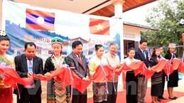 Celebran en Vietnam Día Nacional de Laos