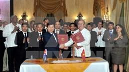 Fiscalías vietnamita y cubana robustecen nexos cooperativos