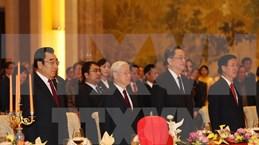 Líder partidista vietnamita pondera relaciones de amistad con China