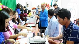 Mayoría de habitantes en Quang Binh reciben compensación por incidente ambiental