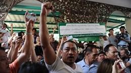 Tailandia aprueba dos leyes para favorecer elecciones generales