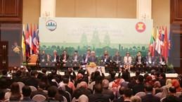Inauguran reunión ministerial de la ASEAN sobre Medio Ambiente