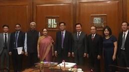 Fortalecen Vietnam y la India vínculos políticos