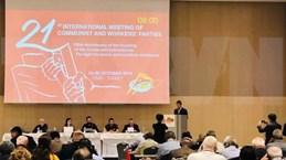 Comprometido Vietnam a a fortalecer nexos con partidos comunistas y obreros