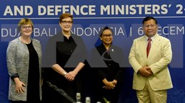 Expresan Australia e Indonesia preocupación por situación en Mar del Este