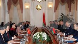 Concluye presidenta del Parlamento de Vietnam visitas oficiales a Rusia y Belarús