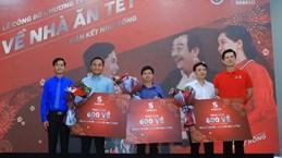 Recompensan a trabajadores excelentes de Dak Lak en ocasión de Año Nuevo Lunar