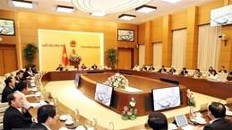 Comité Permanente del Parlamento de Vietnam iniciará mañana su 40 reunión