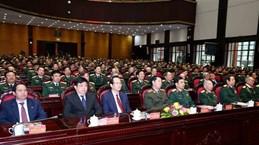 Honran al Departamento General de Política con Orden de Salvaguardia de Patria