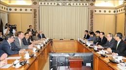 Ciudad Ho Chi Minh aspira a aumentar la cooperación educativa con Estados Unidos