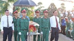 Rinden en provincia vietnamita homenaje póstumo a mártires de guerra