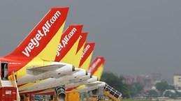 Supervisan salud de tripulación en vuelos de Vietjet Air a Wuhan