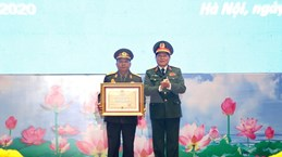 Conceden Órdenes de Estados de Vietnam y Laos a destacados militares