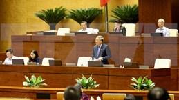 Concluye Parlamento de Vietnam quinta jornada de su IX período de sesiones