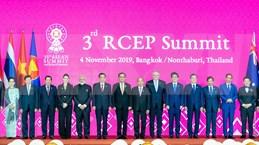 Tailandia: Acuerdo comercial regional RCEP se firmará este año