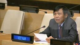 Vietnam exhorta a abordar impactos del cambio climático para la seguridad