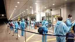 Repatrian a 180 ciudadanos vietnamitas desde Brunei en medio del COVID-19