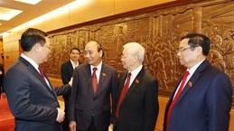 Destaca periódico estadounidense elección de nuevos dirigentes de Vietnam