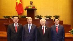 Líderes del mundo trasmiten felicitaciones a nuevos dirigentes de Vietnam