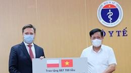 Vietnam recibe casi dos millones de dosis de vacuna AstraZeneca