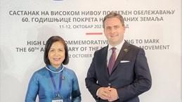 Vietnam pide fortalecer cooperación multilateral en Movimiento de Países No Alineados