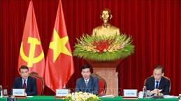 Robustecen lazos de solidaridad especial Vietnam-Laos