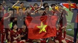 """Vietnam defiende con éxito su """"trono"""" en SEA Games 30"""