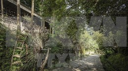 Museo de la etnia Muong en provincia de Hoa Binh