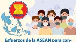 [Info] Esfuerzos de la ASEAN para confrontar a la COVID-19