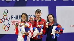 Retrocede Vietnam en clasificación de juegos deportivos sudesteasiáticos