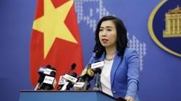 La 37 Cumbre de ASEAN programada para mediados de noviembre, informa portavoz de la Cancilleria vietnamita