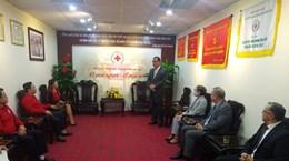 Embajadores de la Alianza del Pacífico en Vietnam expresan solidaridad con el pueblo vietnamita ante inundaciones