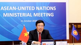 Vietnam preside Reunión Ministerial ASEAN-ONU