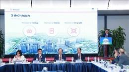 Destacan en Vietnam importancia de la planificación para el desarrollo de urbes inteligentes