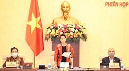 Inauguran reunión 53 del Comité Permanente del Parlamento de Vietnam