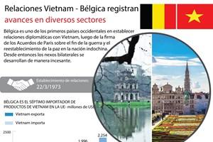 [Info] Relaciones Vietnam - Bélgica registran avances en diversos sectores