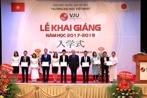 Los puentes de la amistad Vietnam-Japón