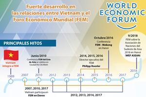 [Info] Fuerte desarrollo en las relaciones entre Vietnam y FEM