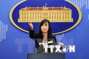 Vietnam exhorta a China a no complicar situación en Mar del Este