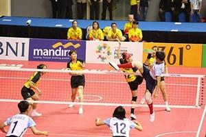 Vietnam se sitúa en el lugar 17 en la tabla de clasificación de los ASIAD 2018