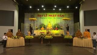 Vietnamitas en Ucrania y República Checa celebran el Día de Vesak