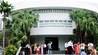 Museo de Etnología de Vietnam por convertirse en destinos atractivos en el verano