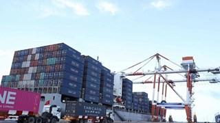 Tráfico de mercancías por puertos marítimos en Vietnam mantiene crecimiento
