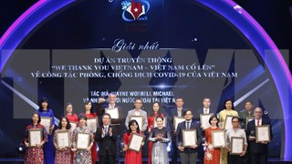 Extranjeros contribuyen activamente a promover la imagen de Vietnam