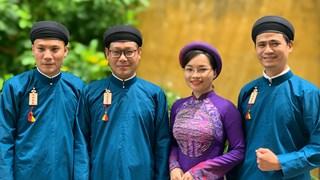 Ao dai masculino: patrimonio olvidado de Vietnam