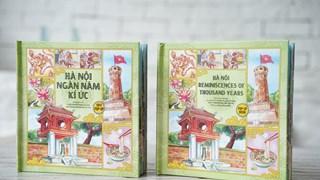 Revive libro ilustrado 3D recuerdos milenarios de Hanoi